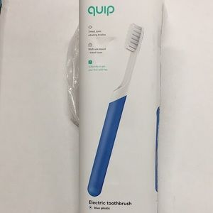 quid Bath - Quip Electric Toothbrush - Green - Electric Brush